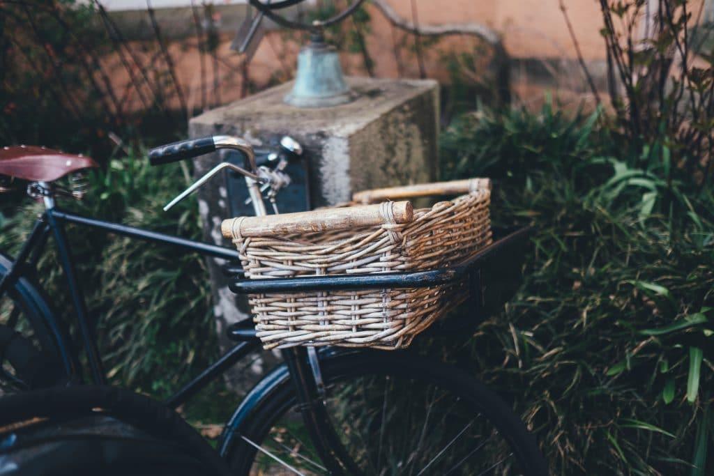 Spacious Places - Riding Bikes