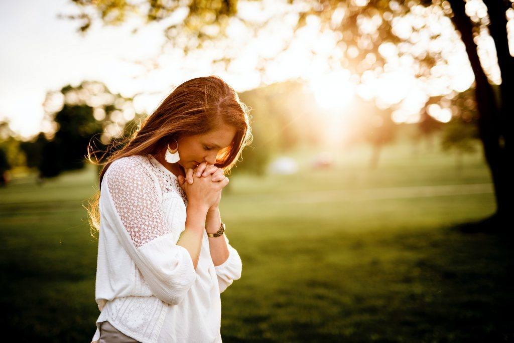 Praying Scripture - Selah Supplication