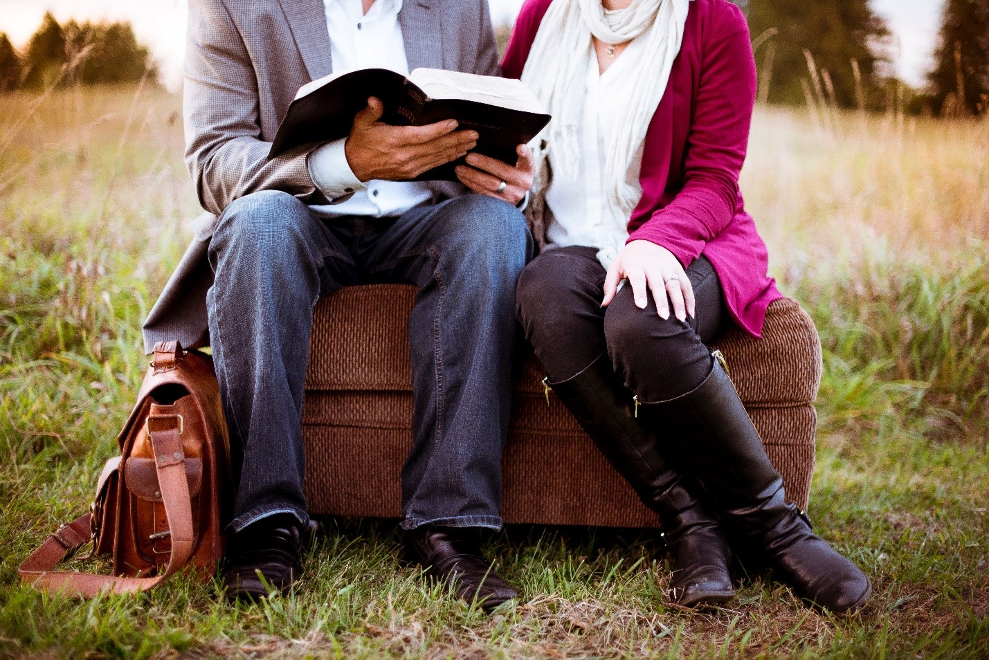 Husband and Wife Bible Studies